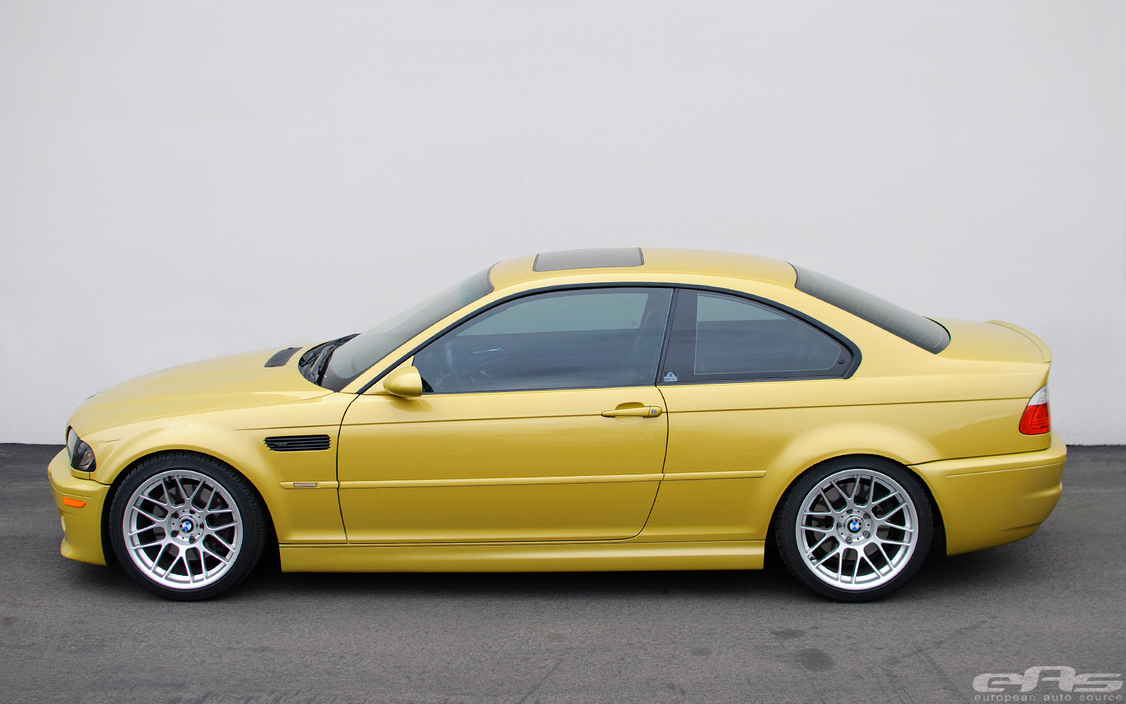 Phoenix Yellow E46 M3 On Apex Arc 8 Wheels Bmw Performance Parts Amp Services