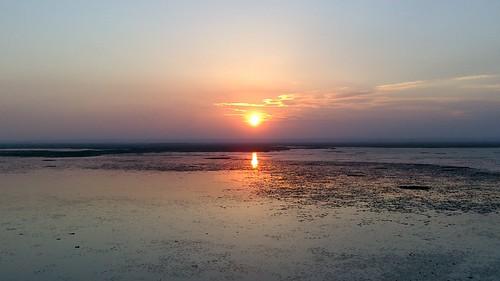 sunset lake bangladesh srimongol sreemangal baikkabeel