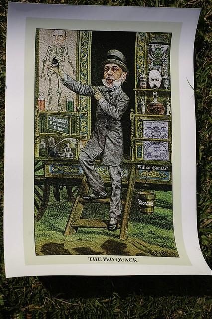THE PHD QUACK (First Printing)