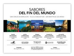 Sabores Del Fin del Mundo Verano 2013