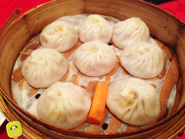 456 Shanghai Cuisine - crabmeat and pork soup dumplings