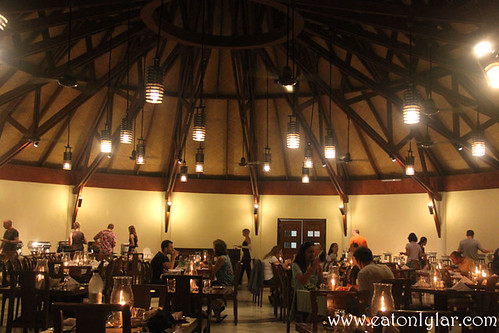 Gallery Restaurant, Bandos Island Resort & Spa