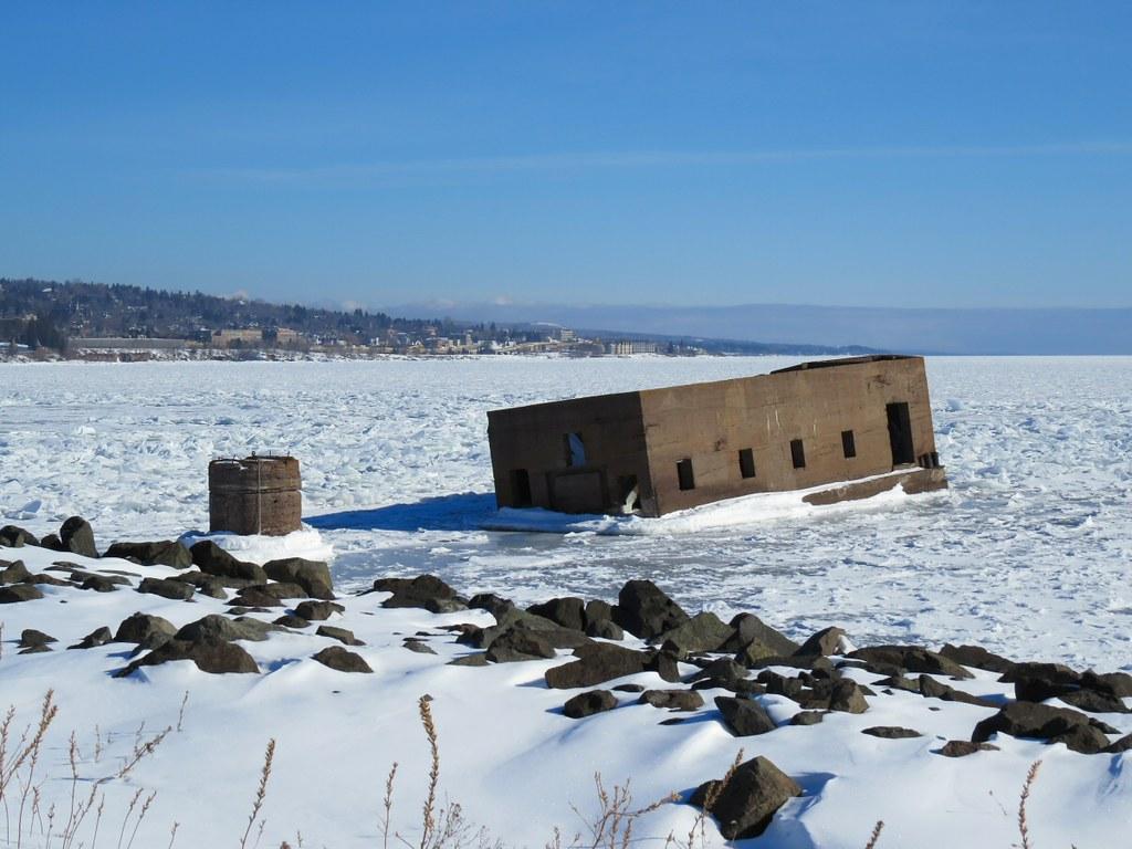 Frozen Crib - Duluth, MN