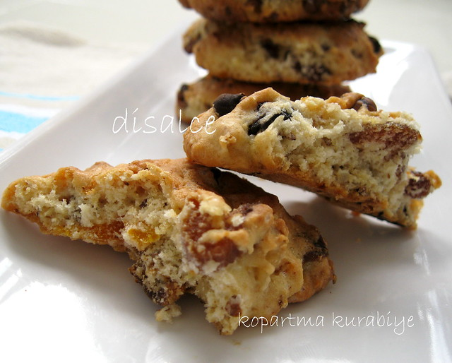 kopartma kurabiye