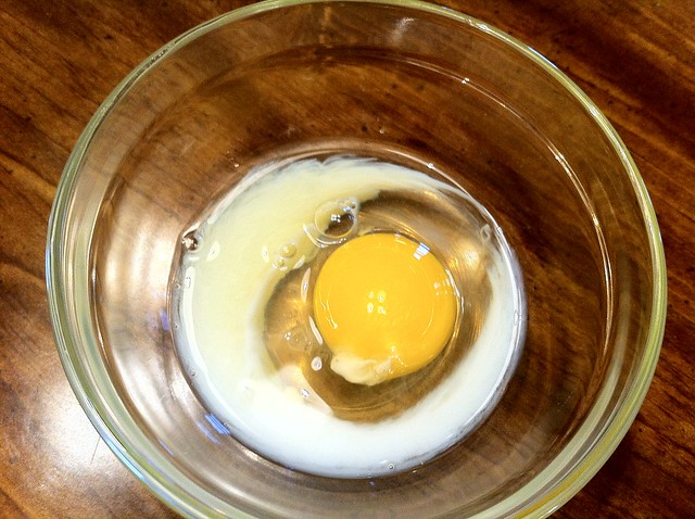 Egg and Milk for Egg Wash