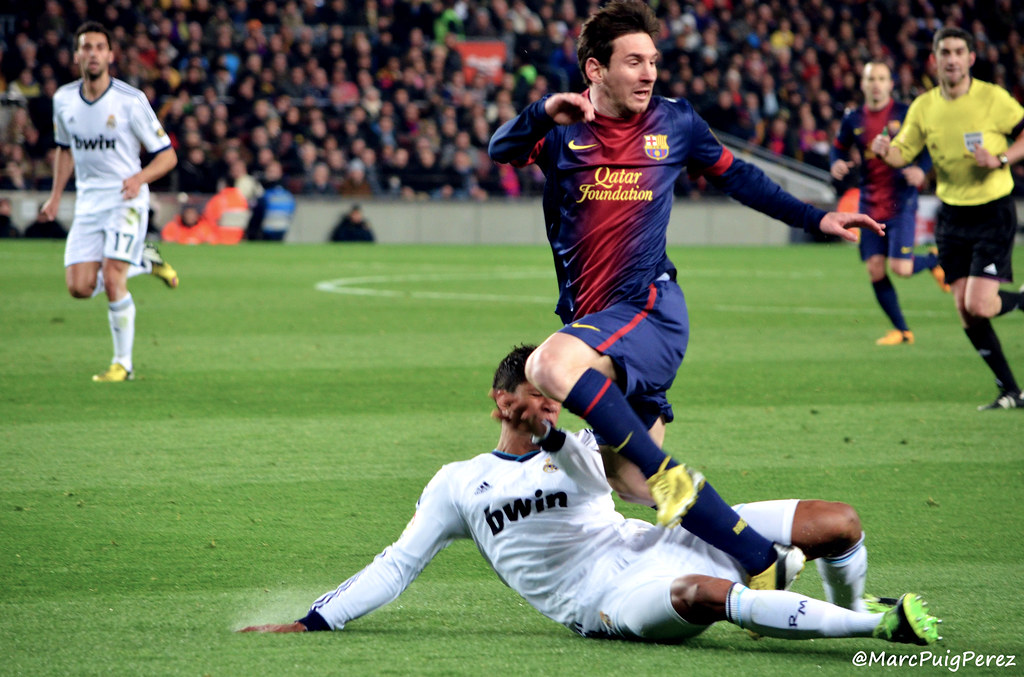 Semifinal de Copa del Rei - Barça - Madrid 26/02/2013