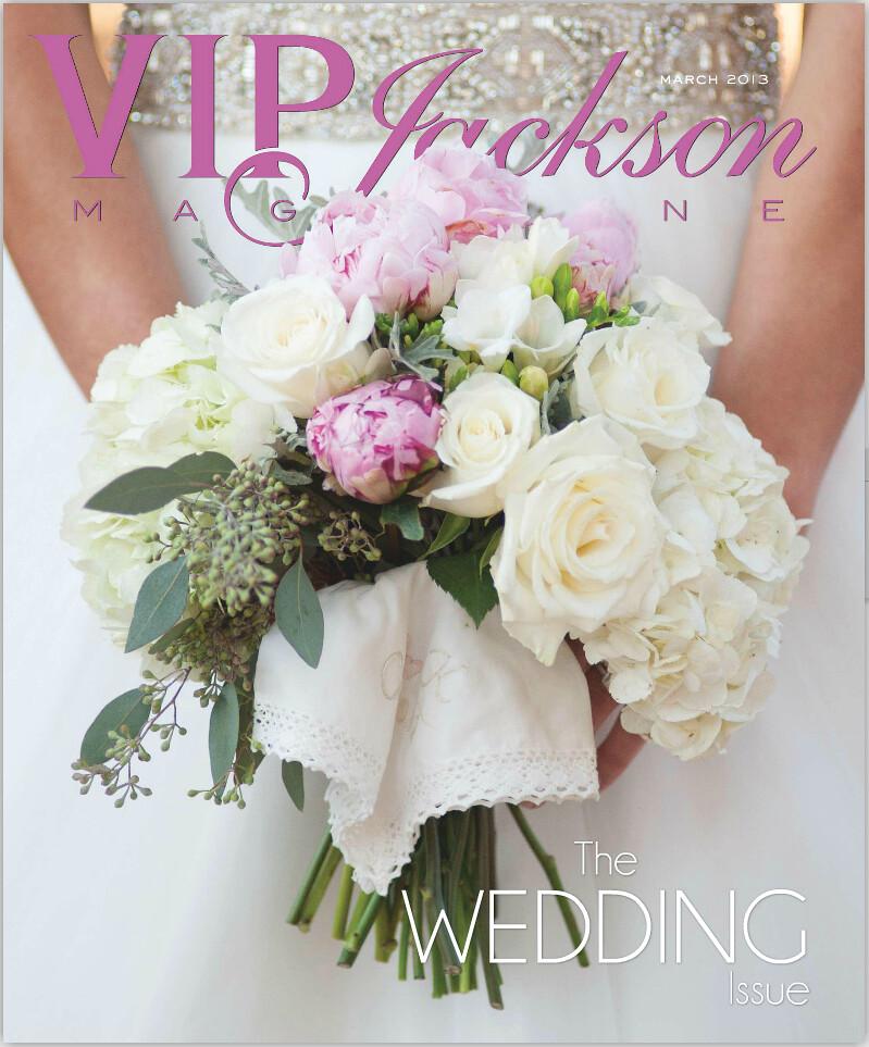 VIP Jackson Magazine March
