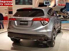 CIAS 2013 - Honda Urban SUV Concept