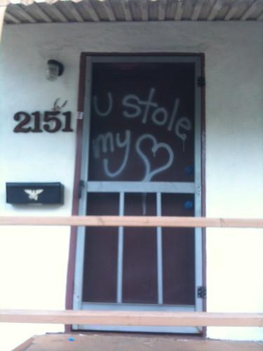 u stoly my <3