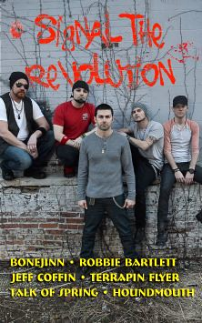 Signal The Revolution LMN Cover