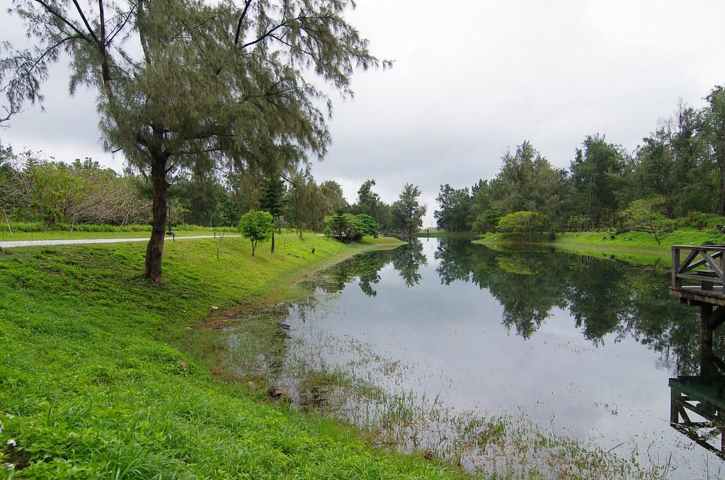 台東森林公園-琵琶湖VS豐源國小