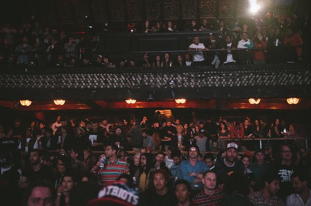 #TWSawards2013 @ Avalon Theater!