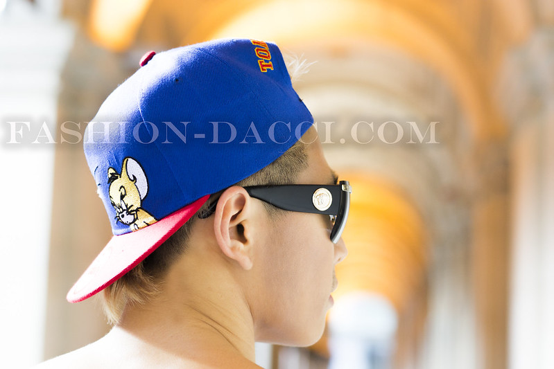 SHOP TOM JERRY CAP