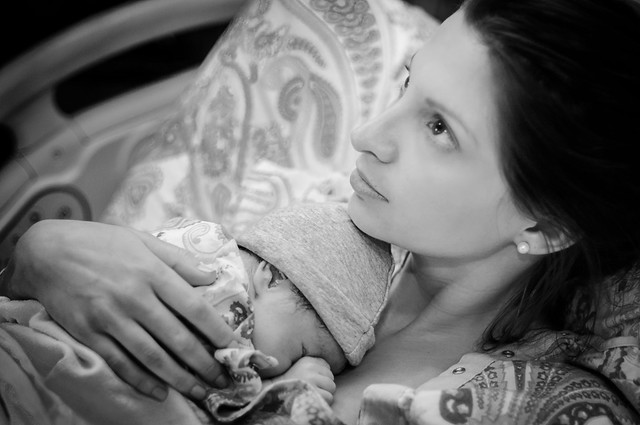 sarah's son birth in_the_know_mom #SimpleStart