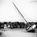 Boat on the shore after Hurricane Sandy (Long Island) {explored} by jev