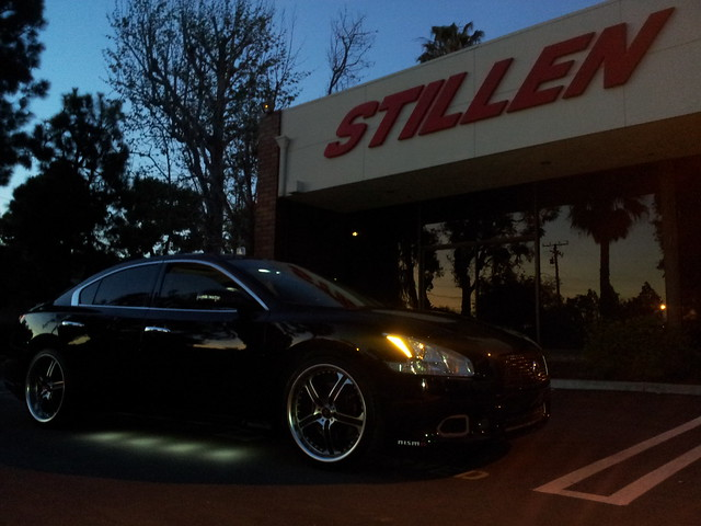 BC Racing Coilovers - Maxima Forums