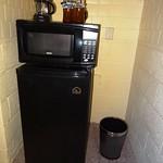 Fri, 02/01/2013 - 10:47 - . Each Joplin Inn Room has a mini-fridge, microwave, coffee maker, flat screen TV and free wireless.