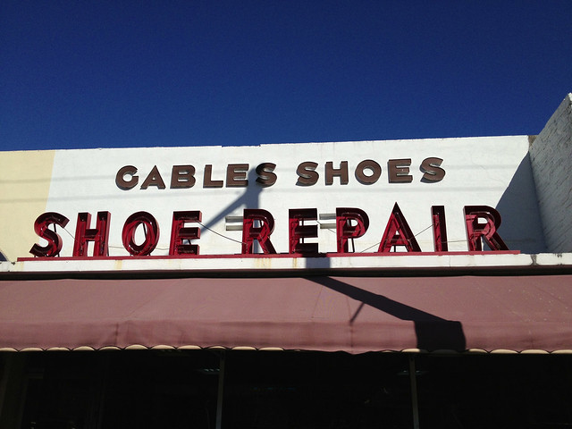 Shoe Repair South Bay