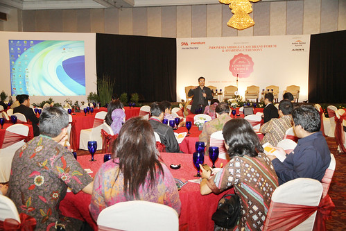 Indonesia Middle-Class Brand Forum 2013-Yuswohady