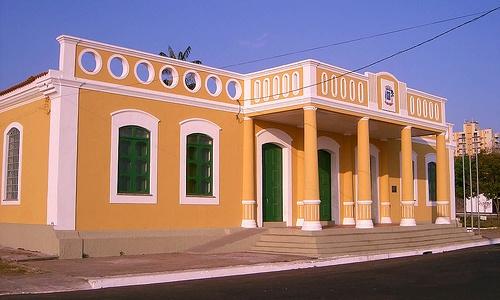 Museu João Fona. Santarém. Foto: Riker Sousa
