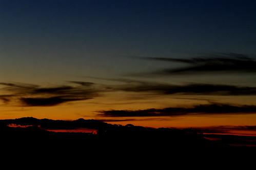 las blue sunset red sol colors azul del clouds contraluz atardecer islands rojo shadows canarias colores nubes tenerife canary puesta teide sombras islas backlighting cañadas colorum