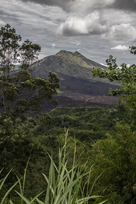 Mount Batur, par Franck Vervial