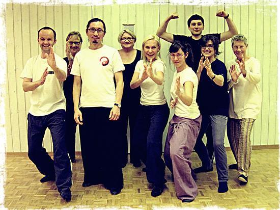 Tai Chi und Qigong Kurse in der Stadt Zürich mit Meister Ming-Lu