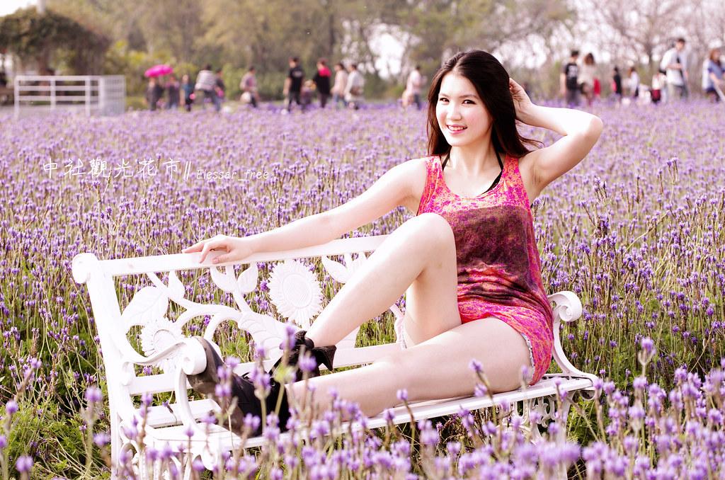 3月9 中社觀光花市 迎春版聚外拍