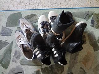 Que sapatos levar na mala de viagem