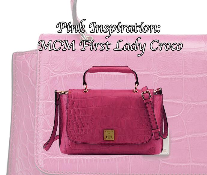 pinkcroco