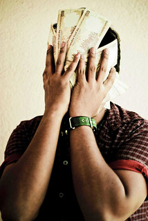 Greed (by: Anant Nath Sharma, creative commons)