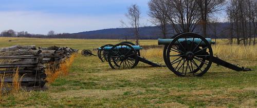 Artillery - Pea Ridge National Military Park, Northwest Arkansas