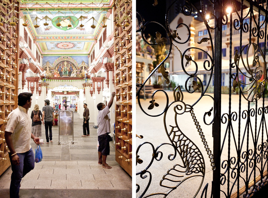 singapore, chinatown, mariaman temple,