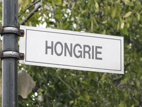 A magyar sarok
