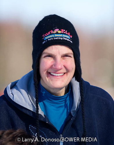 Musher Christine  Raolofs 2013 Iditarod