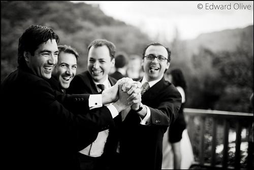 Friends - Copyright Edward Olive Fotografo para bodas en Oviedo Gijon Asturias Madrid y España