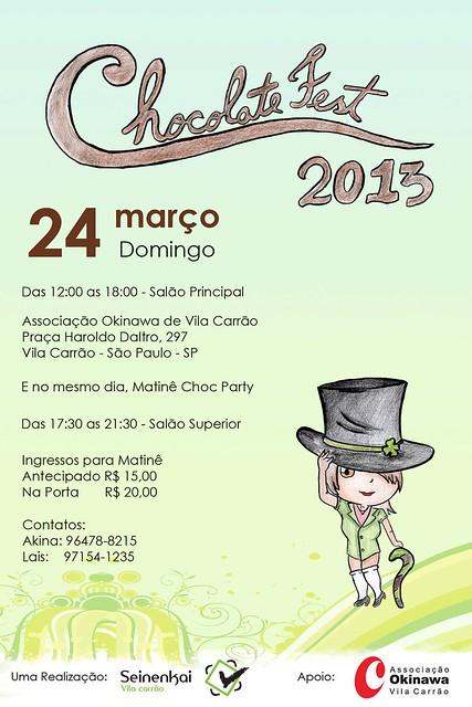 Chocolate Fest 2013