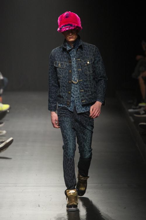 FW13 Tokyo DRESSCAMP020_Matt King(Fashion Press)