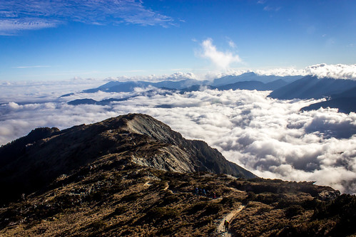 Jiaminghu Hike