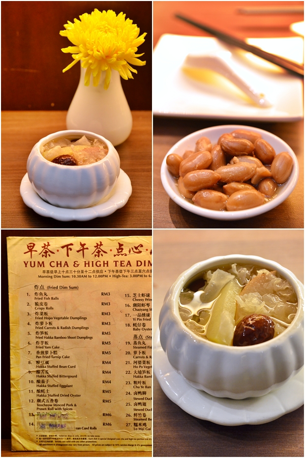 Yum Cha & High Tea Dim Sum @ Ying Ker Lou