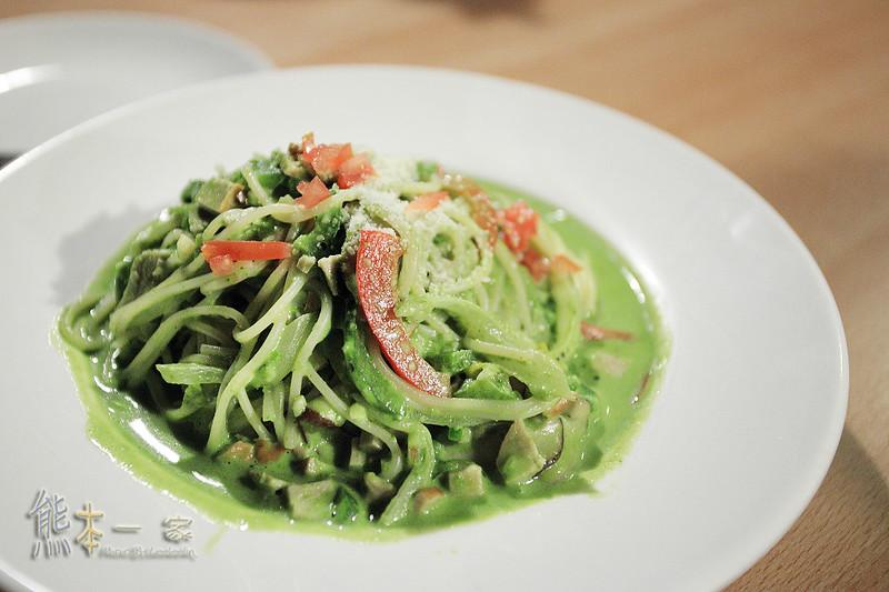 新店蔬食素食餐廳|布佬廚房|壹週刊推薦