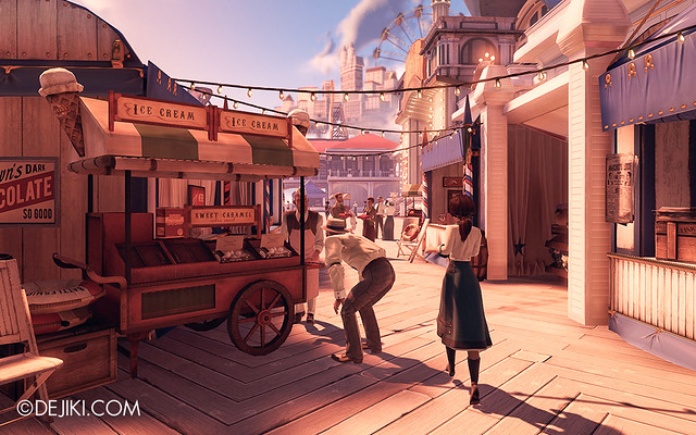 BioShock Infinite - Sights from the Boardwalk