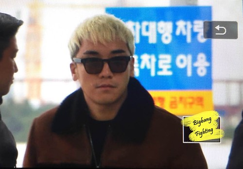 Big Bang - Incheon Airport - 27nov2015 - BigbangFighting - 01