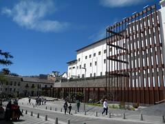 San Agustín - Quito.