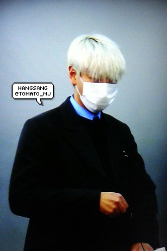 G-Dragon & TOP - Incheon Airport - 30jan2015 - TOP - tomato_mj - 01