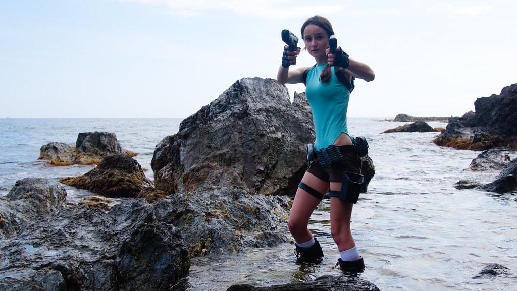related image - Shooting Lara Croft - Calanque du Mont Salva - Six Fours les Plages - 2016-08-11- P1500449