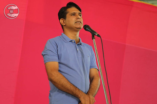 Pradeep Kumar from Rohini, Delhi, expresses his views