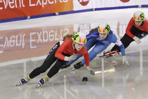 NK shorttrack 2013 day 1