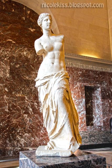 Paris The Louvre_Aphrodite of Milos
