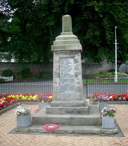 Culross War Memorial